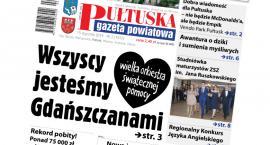 Już jutro, w 2 numerze Pułtuskiej Gazety Powiatowej