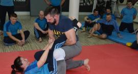 Żołnierze WOT trenowali z Szymonem Kołeckim