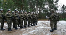 Liceum z Pułtuska ćwiczy z wojskiem na Targoniach