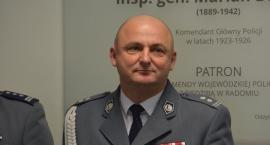 Zbigniew Mikołajczyk I Zastępcą Komendanta Wojewódzkiego Policji w Radomiu