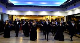Polonez maturzystów liceum Skargi - RELACJA FILMOWA