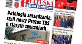 W jutrzejszym, 4 numerze Pułtuskiej Gazety Powiatowej