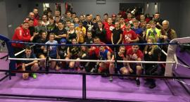 Zgrupowanie juniorów i kadetów w boksie