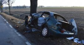 Śmiertelny wypadek w Łachoniu