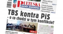 W 9 numerze Pułtuskiej Gazety Powiatowej
