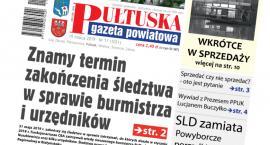 W 11 numerze Pułtuskiej Gazety Powiatowej