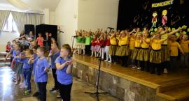 Koncert przedszkolaków Świętej Rodziny