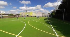 Modernizacja boiska przy PSP nr 4 zakończona
