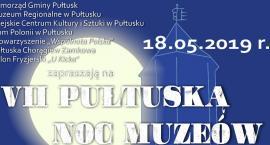 Zaproszenie na Pułtuską Noc Muzeów