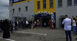 Nowy market budowlany Mrówka w Ostrowi Mazowieckiej