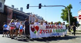 Marsz dla Życia i Rodziny - GALERIA ZDJĘĆ i RELACJA FILMOWA