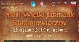 XVII Wielki Jarmark Średniowieczny - ZAPROSZENIE