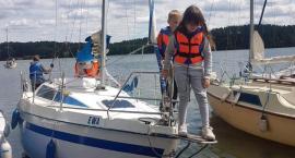 Obóz żeglarski Pułtuskiego Klubu Wodniaków
