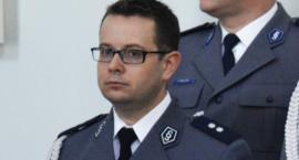 Łukasz Jędrasik p.o. I Zastępcy Komendanta Powiatowego Policji w Pułtusku