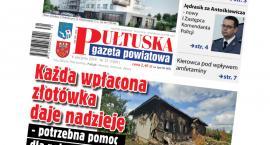 W 31 numerze Pułtuskiej Gazety Powiatowej