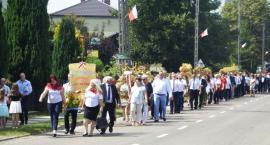 Gminno - powiatowe święto plonów w Obrytem - GALERIA ZDJĘĆ