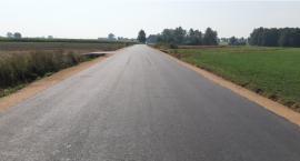 Przebudowa drogi w Szyszkach zakończona