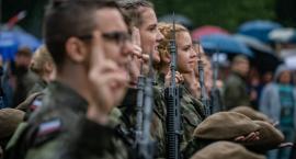Przysięga Terytorialsów w historycznej Olszynce Grochowskiej
