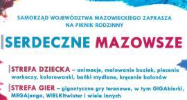 """Piknik rodzinny """"Serdeczne Mazowsze"""" w Ciechanowie"""