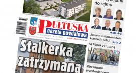 W jutrzejszym, 37 numerze Pułtuskiej Gazety Powiatowej