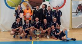 Pułtuscy strażacy wicemistrzami województwa w halowej piłce nożnej