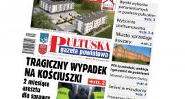 W 41 numerze Pułtuskiej Gazety Powiatowej