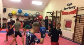 Kadra Mazowsza i Polski w boksie w Semiramidzie