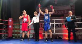 Debiut Adriana Obrębskiego w boksie