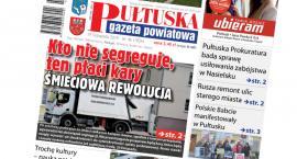 W jutrzejszym, 46 numerze Pułtuskiej Gazety Powiatowej
