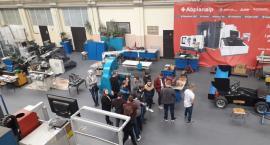 Informatycy z wizytą na Politechnice Warszawskiej