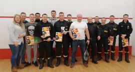 II Turniej SQUASHA o Puchar Komendanta Straży Pożarnej w Pułtusku
