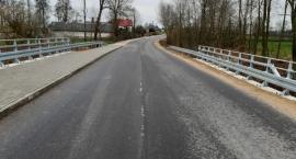 Nowy most i przebudowana droga w Koziegłowach