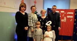 Konkurs kolęd i pastorałek w przedszkolu im. Świętej Rodziny