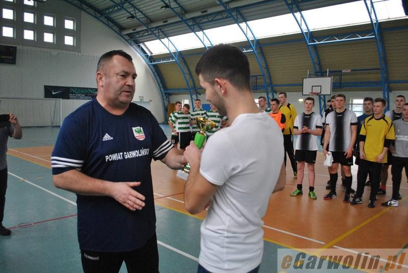 Archiwum, Garwolin piłkarskim mistrzem powiatu - zdjęcie, fotografia