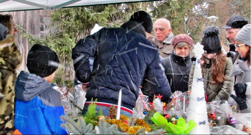 Inne Powiat, Kiermasz bożonarodzeniowy Mariańskim Porzeczu - zdjęcie, fotografia