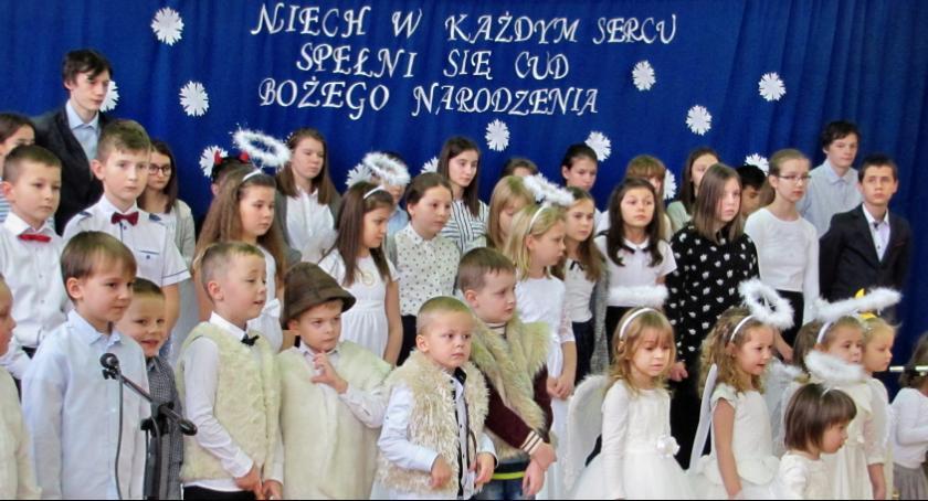 Inne Powiat, Świątecznie Kępie Celejowskiej gmina Wilga - zdjęcie, fotografia