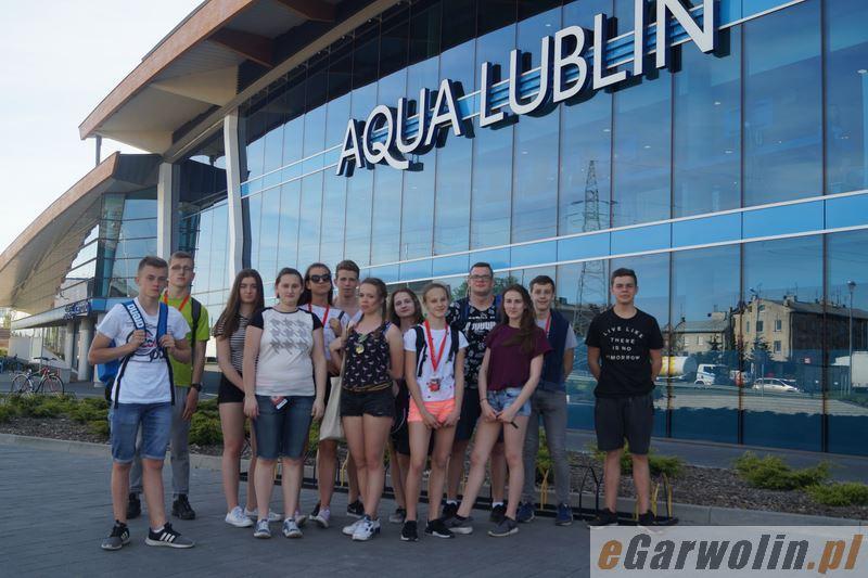 Pływanie, Delfin Głównych Mistrzostwach Polski Seniorów Młodzieżowców - zdjęcie, fotografia