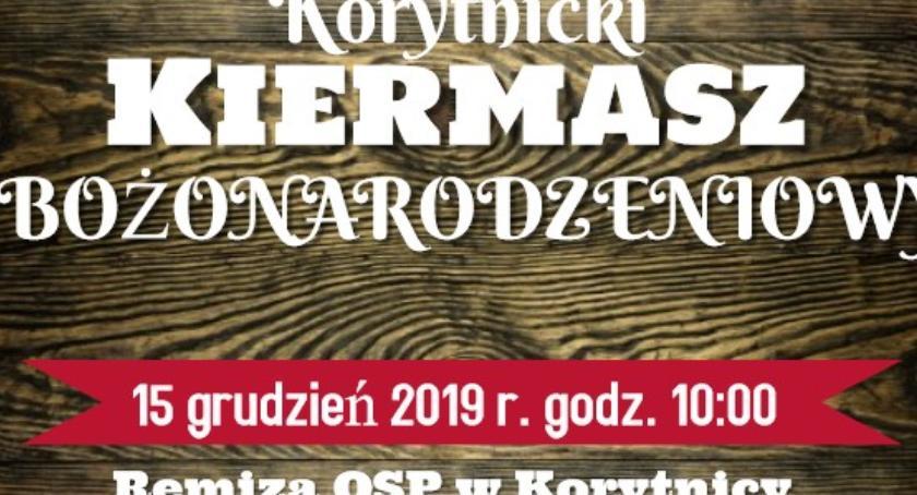 Inne Powiat, Bożonarodzeniowy Kiermasz Korytnicy - zdjęcie, fotografia