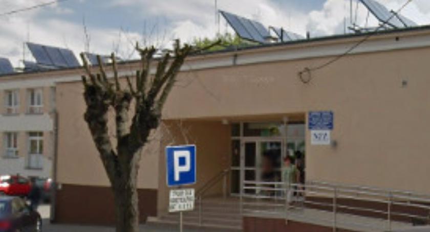 Inne Powiat, Przeniosą szpitala Garwolinie - zdjęcie, fotografia