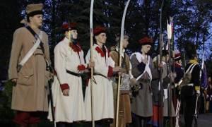 Archiwum Aktualności, Obchody Kościuszki gminie Maciejowice - zdjęcie, fotografia