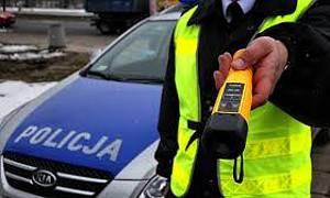 Archiwum Aktualności, Wyniki poniedziałkowej kontroli trzeźwości kierowców - zdjęcie, fotografia