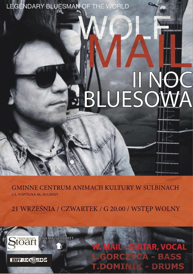 Archiwum Rozrywka, bluesowa scenie Sulbinach - zdjęcie, fotografia