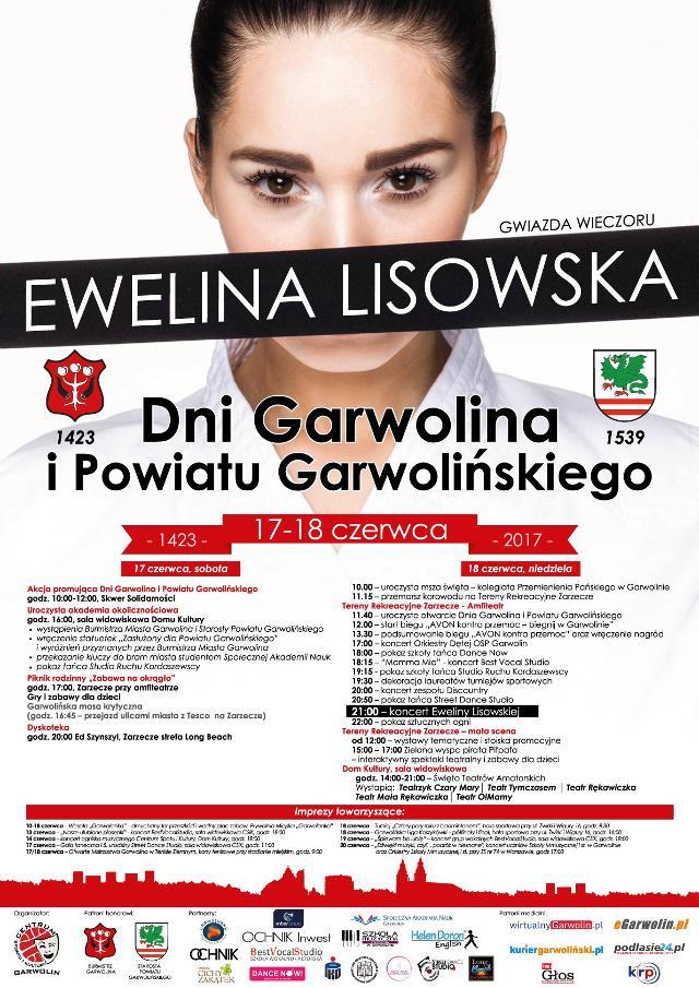 Archiwum Aktualności, Garwolina Powiatu Garwolińskiego pełny program! - zdjęcie, fotografia