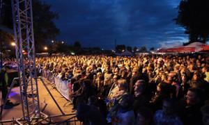 Archiwum Aktualności, Koncertowe zakończenie Garwolina Powiatu - zdjęcie, fotografia