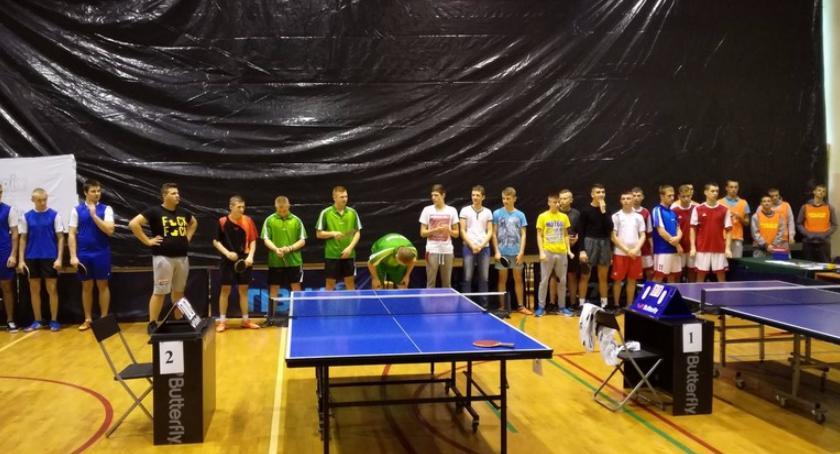 Tenis, Grand Tenisie Stołowym - zdjęcie, fotografia