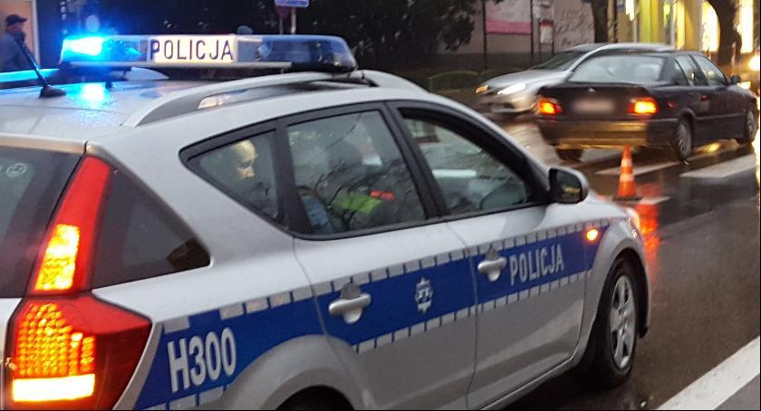 Zdjęcie poglądowe interwencja policji
