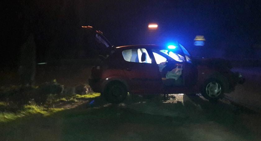 Zdjęcie Kolejny wypadek w Chęcinach