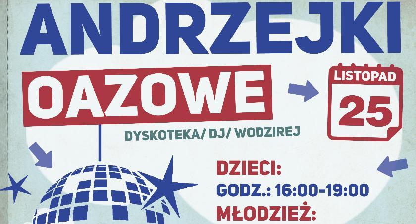 W Garwolinie, Zaproszenie oazowe Andrzejki - zdjęcie, fotografia