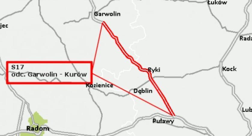 Inwestycje Powiat, dotacja! Duże pieniądze budowę Garwolin Kurów - zdjęcie, fotografia