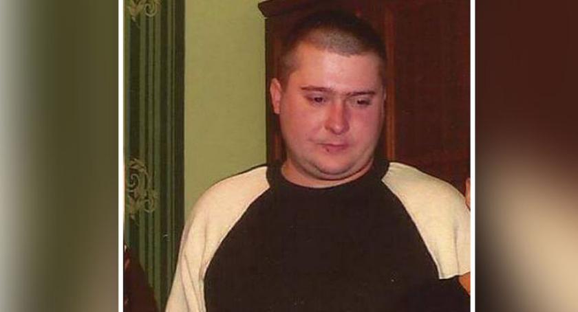 Inne Ciekawostki, Zaginął Przemysław Wojdat Mężczyzna uciekł szpitala - zdjęcie, fotografia